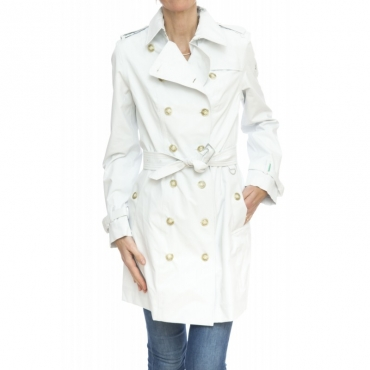 Cappotto - D4309w grin8 recycled 000 - White