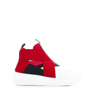 Sneaker Hi Twins Beat Black