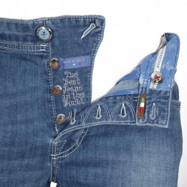 Jeans Leonardo light denim D375 2YEARS