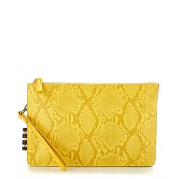 Pochette Federica Yellow