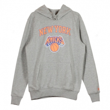 FELPA CAPPUCCIO TEAM LOGO PO HOODY NEYKNI LIGHT GREY HEATHER