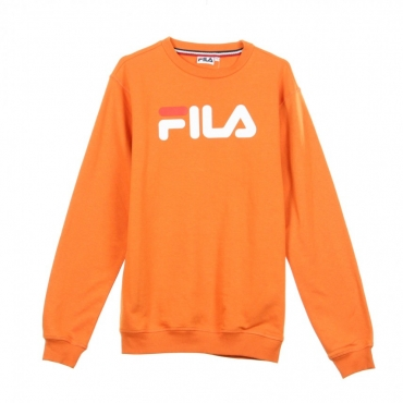 FELPA GIROCOLLO PURE CREW SWEAT HARVEST PUMPKIN
