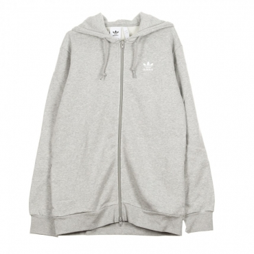 FELPA CAPPUCCIO TRF FLC HOODIE MEDIUM GREY HEATHER