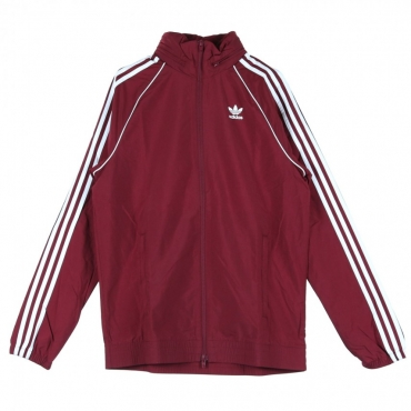 WINDBREAKER SST WINDBREAKER COLLEGIATE BURGUNDY