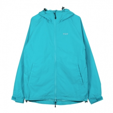 WINDBREAKER STANDARD SHELL JACKET TROPICAL GREEN