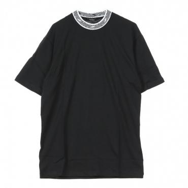 MAGLIETTA SWEET X UMBRO BLACK/WHITE