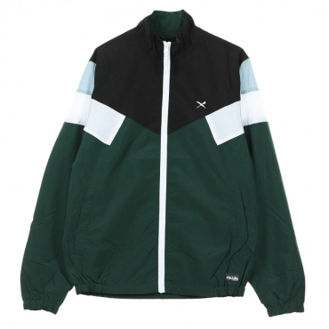 GIUBBOTTO GET DOWN JACKET HUNTER GREEN/BLACK