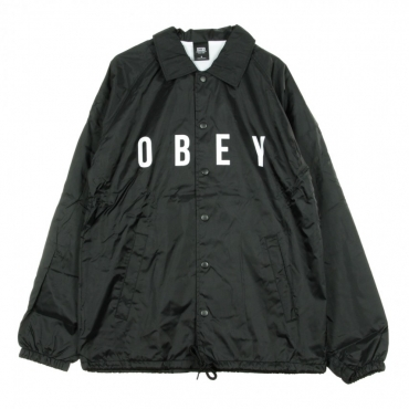 COACH JACKET ANYWAY BLACK