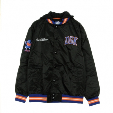 COACH JACKET GAME KILLER BLACK