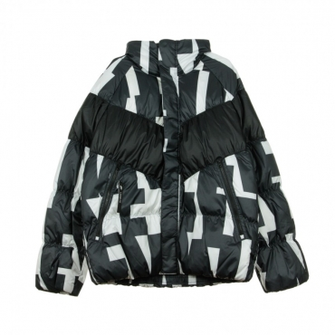 PIUMINO DWN FILL JKT SNL SUMMIT WHITE/BLACK/BLACK