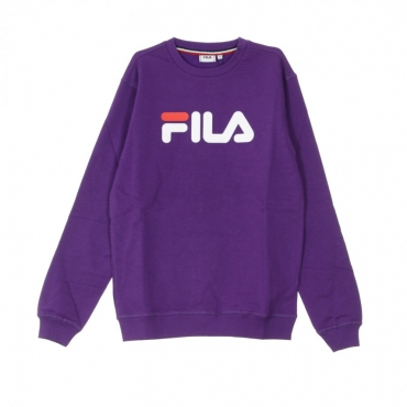 FELPA GIROCOLLO PURE CREW SWEAT TILLANDSIA PURPLE