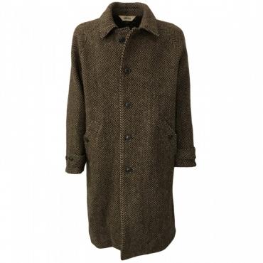 ASPESI cappotto uomo moro mod CI39 B798 PERTURBATO 100 lana MADE IN ITALY