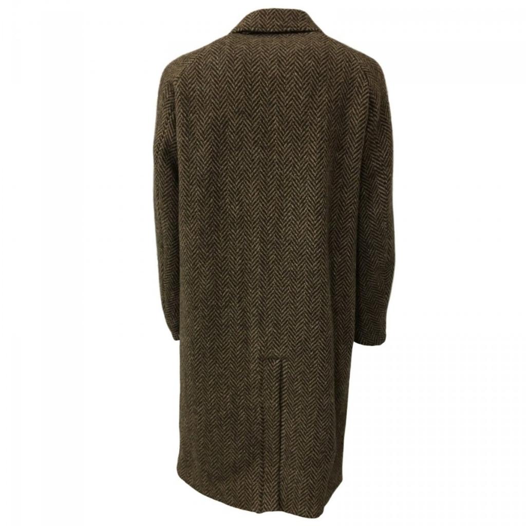 ASPESI cappotto uomo moro mod CI39 B798 PERTURBATO 100 lana MADE IN ITALY 65763fbe7b5