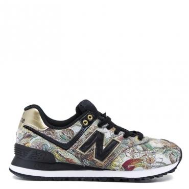 Sneakers WL574 Black/Gold