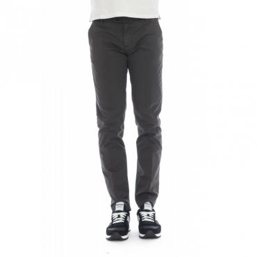 Pantalone uomo - 08l 83 slim strech 35 - antracite