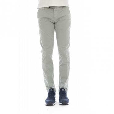 Pantalone uomo - 08l 83 slim strech 36 - Grigio