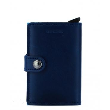 Portacarte Blue