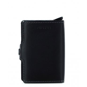 Porta carte Black