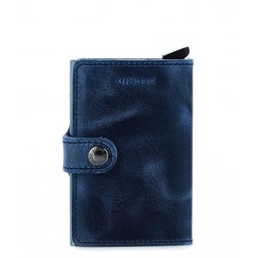 Porta carte Blue