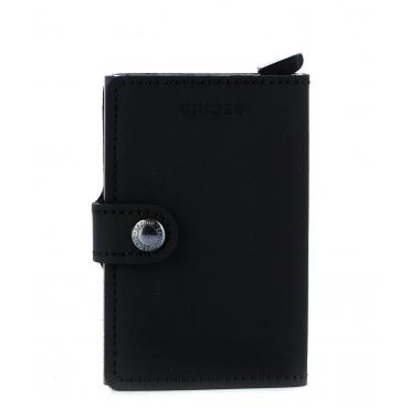 Portacarte Black