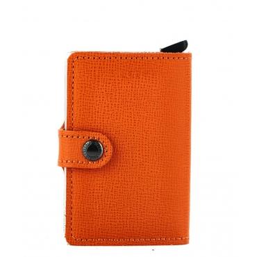 Portacarte Orange