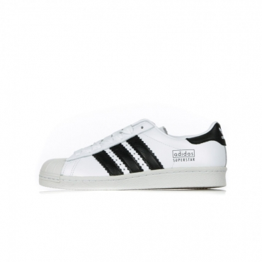 SCARPA BASSA SUPERSTAR 80S WHITE/CORE BLACK/WHITE