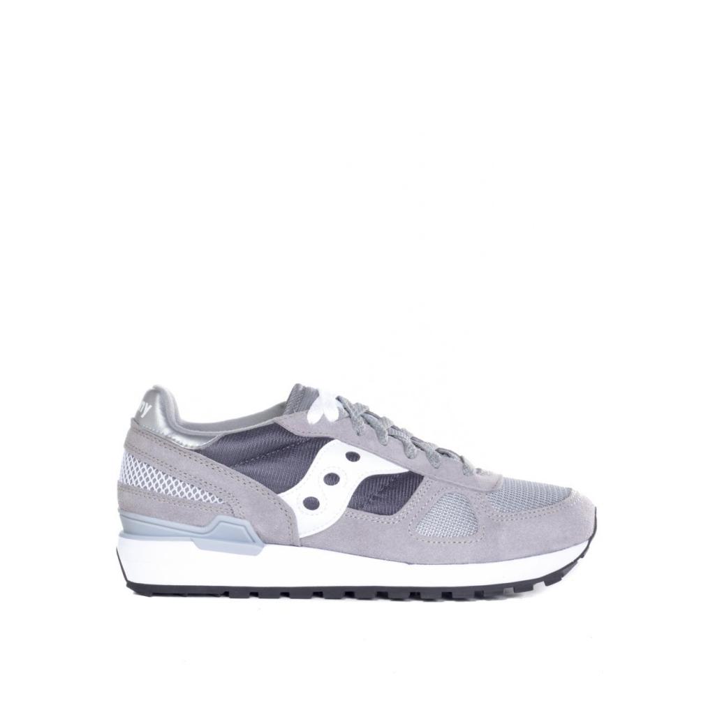 premium selection 094e0 e1be6 Sneaker man Saucony Shadow Original nylon and gray suede GR-ANTRAC