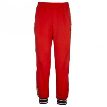 Pantaloni di tuta arancioni con bande laterali M47FIESTA