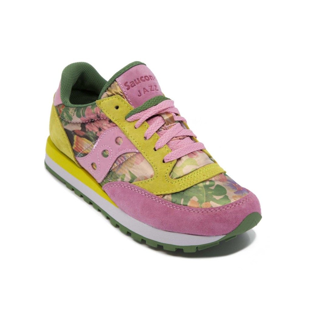 saucony jazz o floral limited edition
