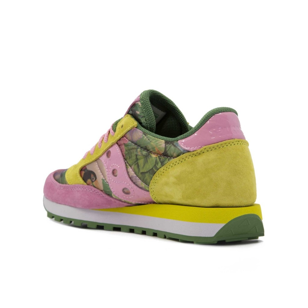Saucony Originals Sneakers Jazz O Floral Limited Edition