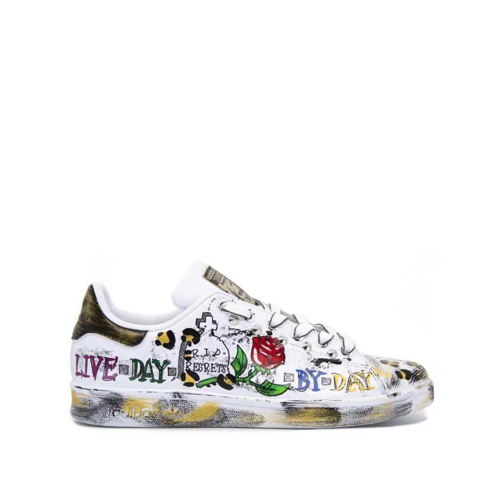 new concept 5fb31 d810f Stan Smith Limited Edition ZOMBIE | Bowdoo.com