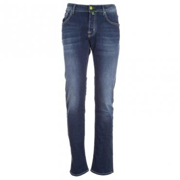 Jeans J622 lavaggio 2 blu scuro GENJC002