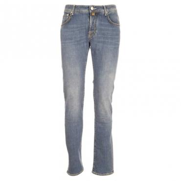 Jeans J622 lavaggio 3 tinto con Indaco Naturale GENJC003