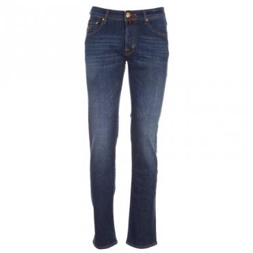 Jeans J622 con dettagli gioiello GENJC005