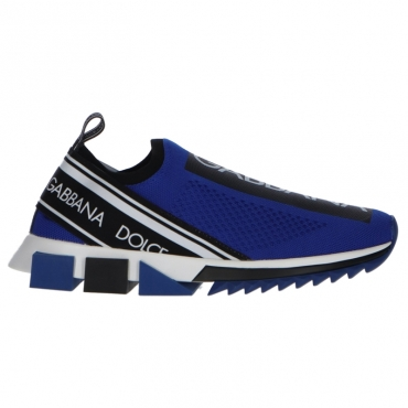 Sneakers Sorrento DolceGabbana Bluette