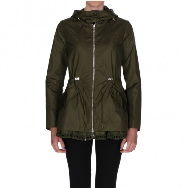 GIACCA LOTY MONCLER Verde