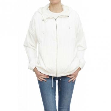 Jackets Lily plus double k002xno A39 White Black