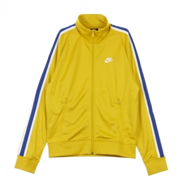 TRACK JACKET HE JKT N98 TRIBUTE GOLD DART/SAIL