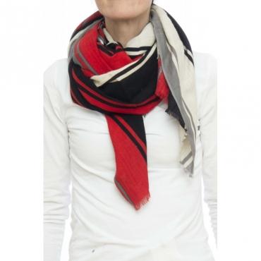 Sciarpa - Larice 2220   100 x 200  100 cotone 01
