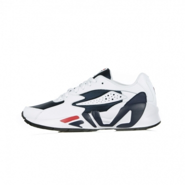 SCARPA BASSA MINDBLOWER FILA NAVY/WHITE/FILA RED
