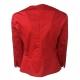 PENNYBLACK giacca donna rosso manica 3/4 mod BAGLIO 96cotone 4 elastan UNICO