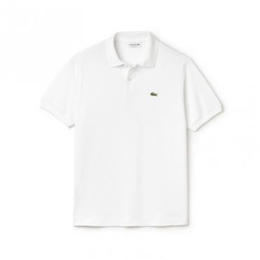 Polo classic fit con logo 001