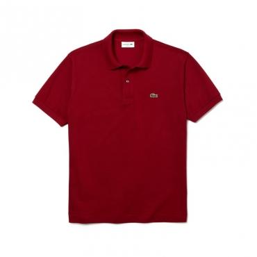 Polo classic fit con logo 476