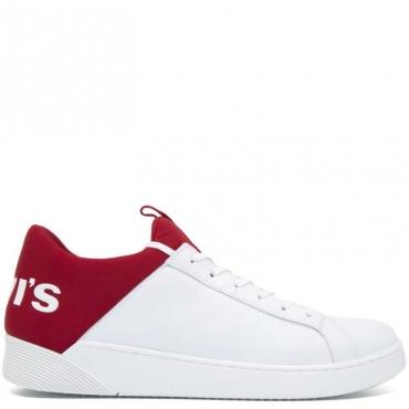 Sneakers Mullet uomo con logo oversize 087REDREGULA