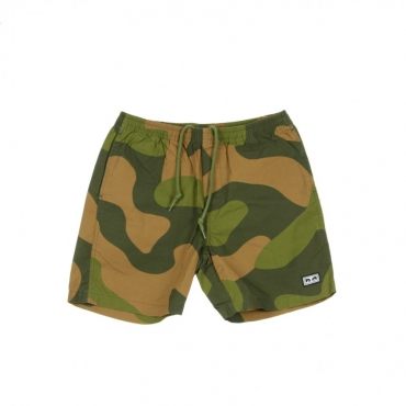 PANTALONE CORTO EASY JUNGLE SHORT CAMO
