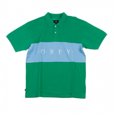 POLO MANICA CORTA ASTRO CLASSIC POLO GROWTH GREEN