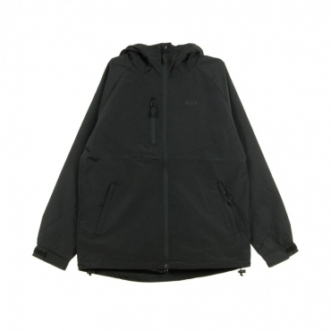 WINDBREAKER STANDARD SHELL 2 BLACK