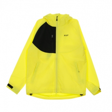 WINDBREAKER STANDARD SHELL 2 AURORA YELLOW