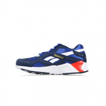 SCARPA BASSA AZTREK NAVY/ROYAL/WHITE/RED/GREY