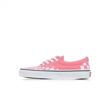 SCARPA BASSA ERA CHECKERBOARD/STRAWBERRY/WHITE